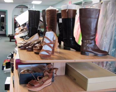 Deb's Fashions Spring Boots & Shoes