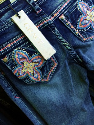 Official retailer for Grace in LA Jeans