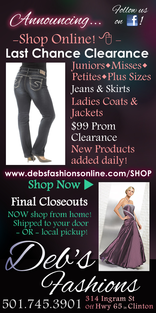 Deb's Fashions Online Store